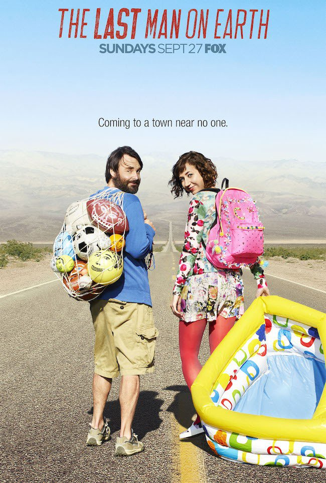 Watch Movie The Last Man on Earth - Season 2