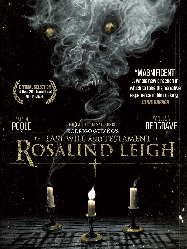 Watch Movie The Last Will and Testament of Rosalind Leigh