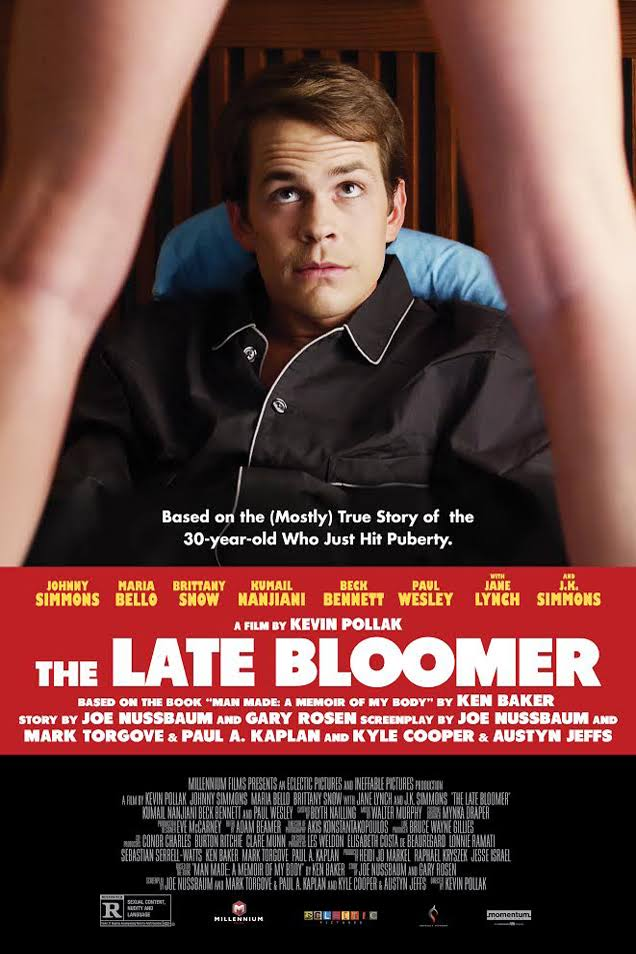Watch Movie The Late Bloomer