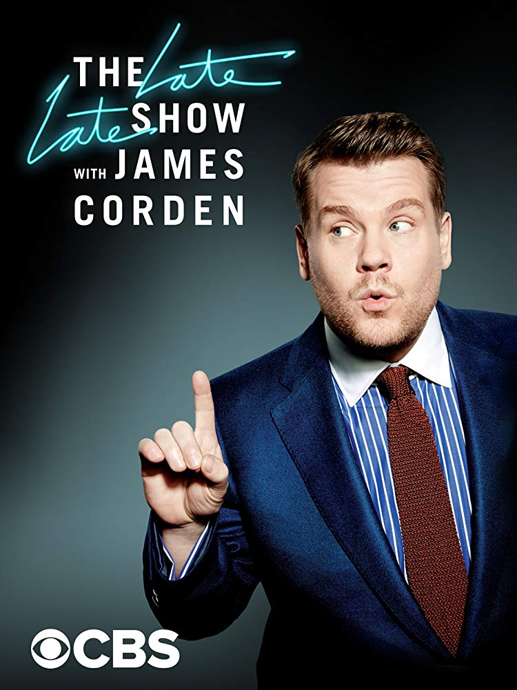 Watch Movie The Late Late Show with James Corden 2018