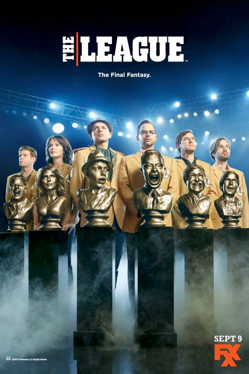 Watch Movie The League - Season 1