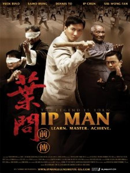Watch Movie The Legend Is Born: Ip Man