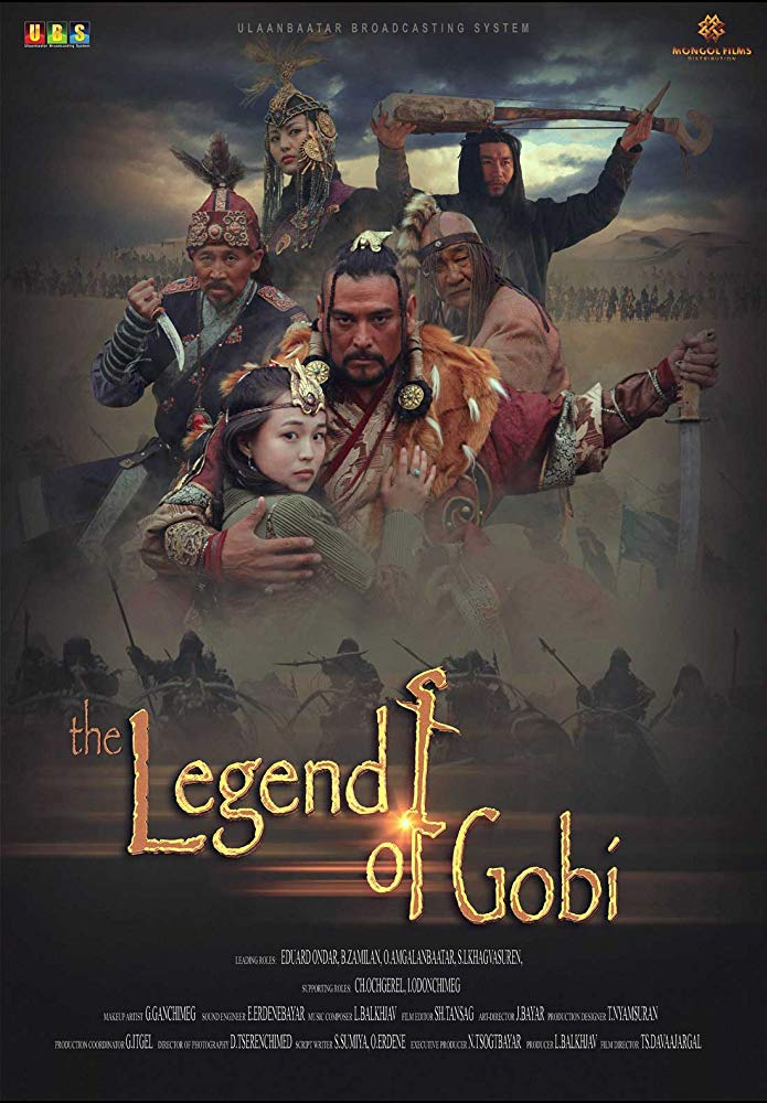Watch Movie The Legend of Gobi