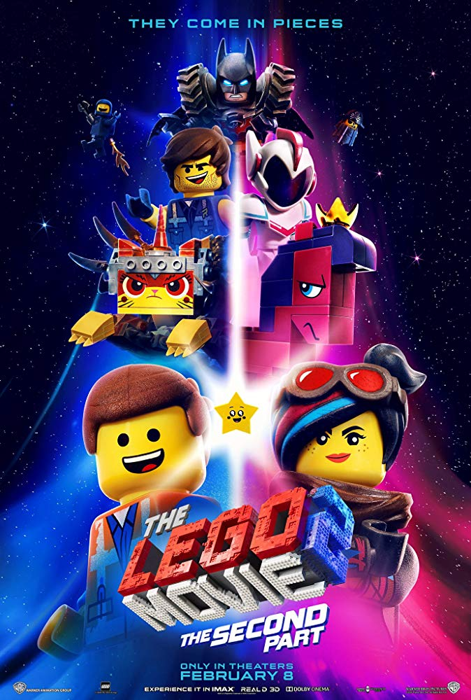 Watch Movie The Lego Movie 2: The Second Part