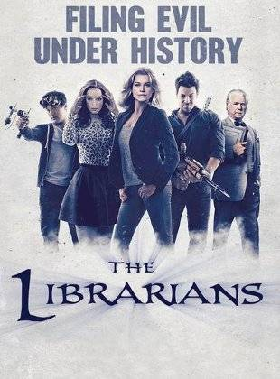 Watch Movie The Librarians - Season 3