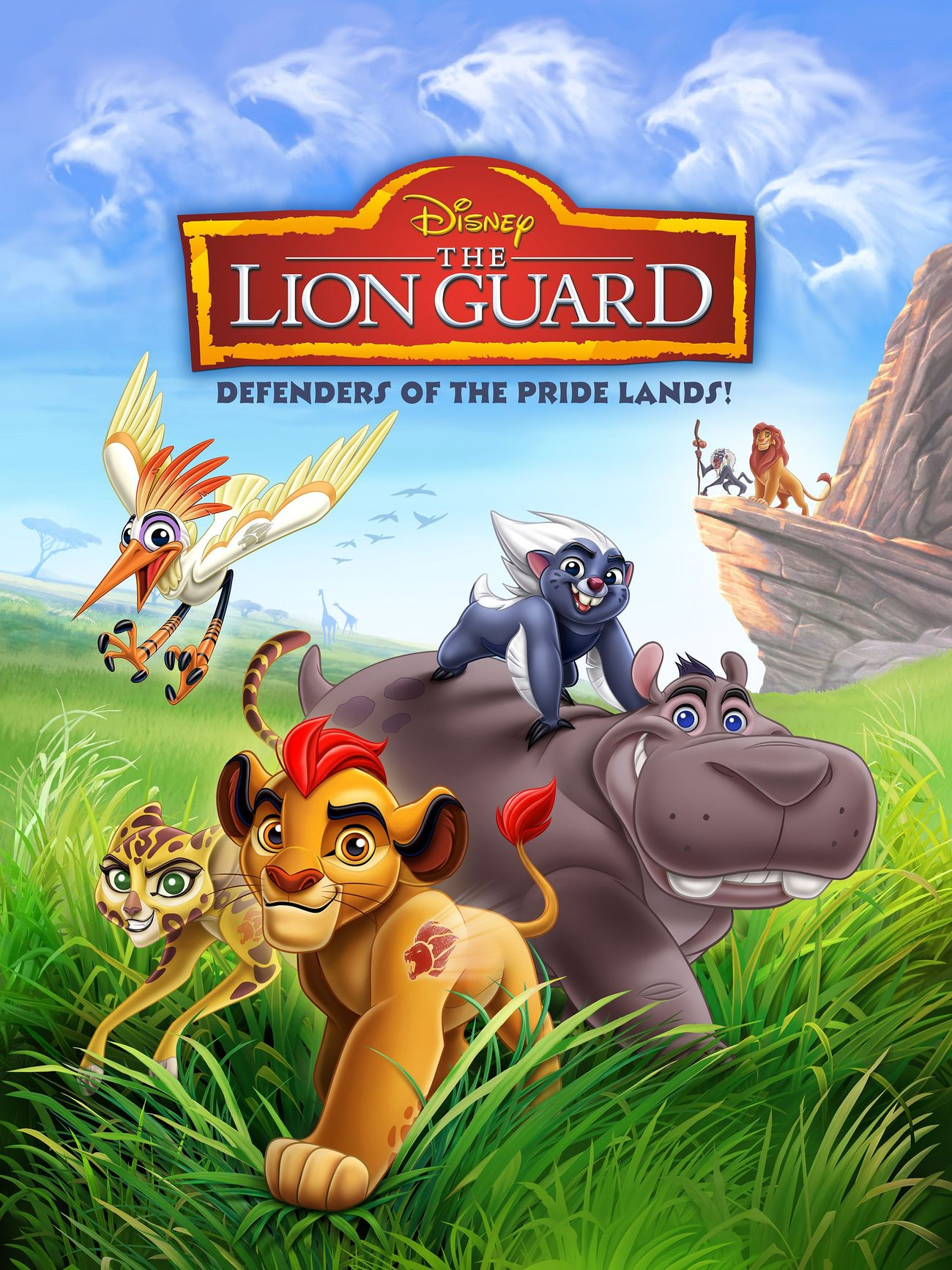 Watch Movie The Lion Guard - Season 3