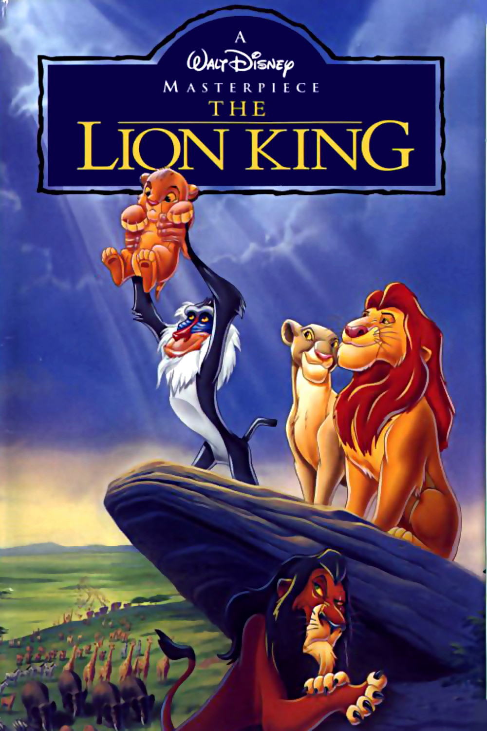 Watch Movie The Lion King