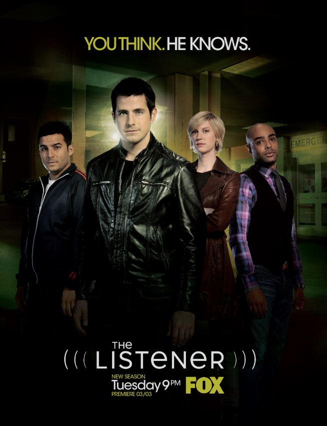 Watch Movie The Listener - Season 04