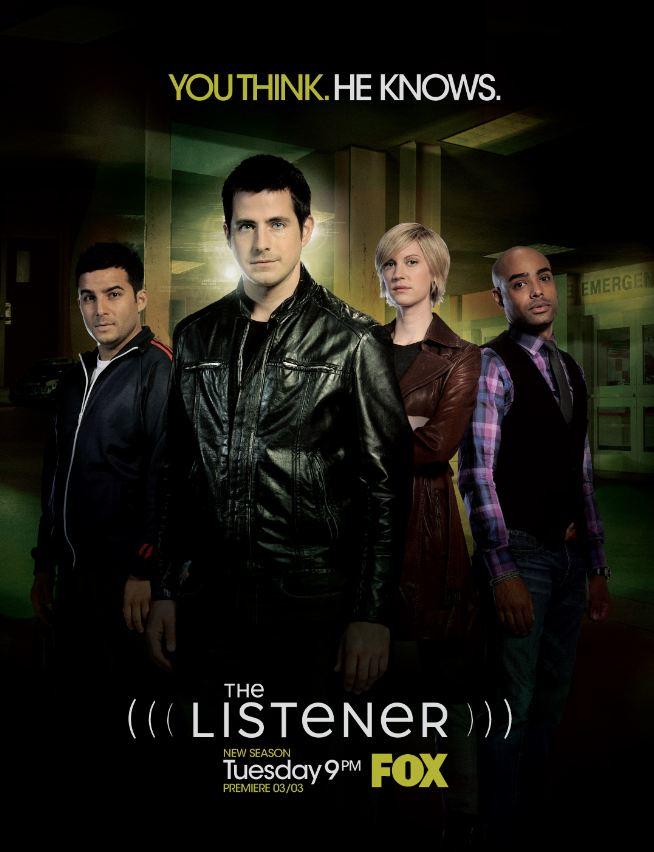 Watch Movie The Listener - Season 05