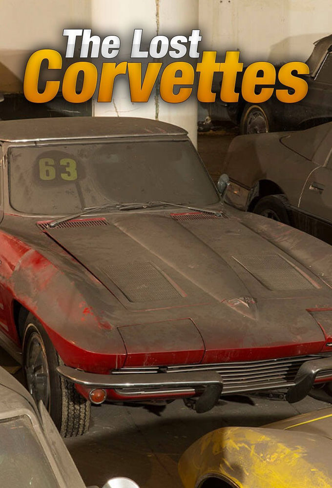 Watch Movie The Lost Corvettes - Season 1