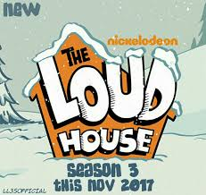 Watch Movie The Loud House - Season 3