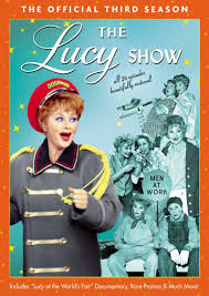 Watch Movie The Lucy Show - Season 3