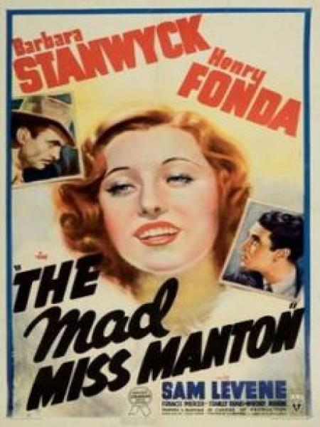 Watch Movie The Mad Miss Manton
