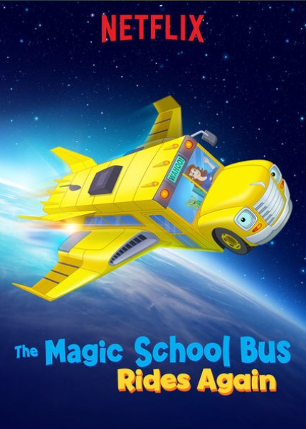 Watch Movie The Magic School Bus Rides Again - Season 2