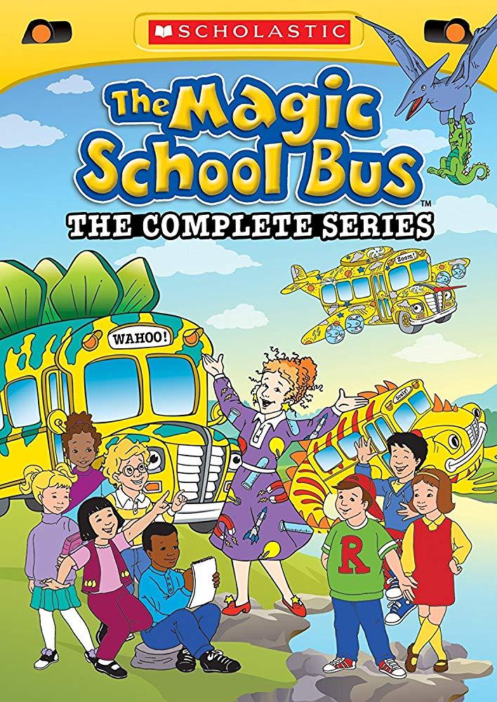 Watch Movie The Magic School Bus - Season 2