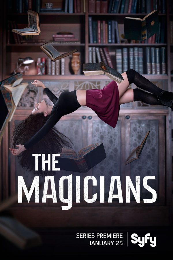 Watch Movie The Magicians - Season 2