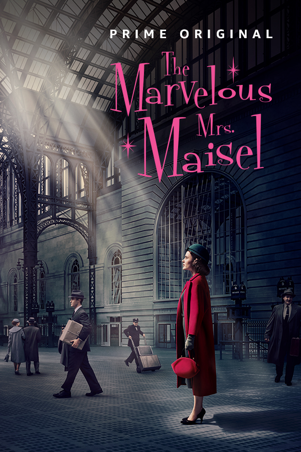 Watch Movie The Marvelous Mrs. Maisel - Season 2