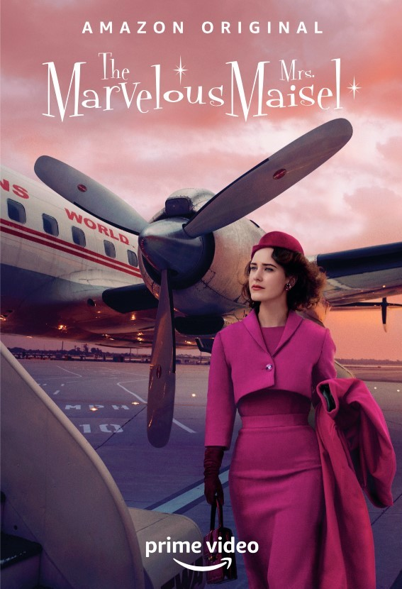 Watch Movie The Marvelous Mrs. Maisel - Season 3