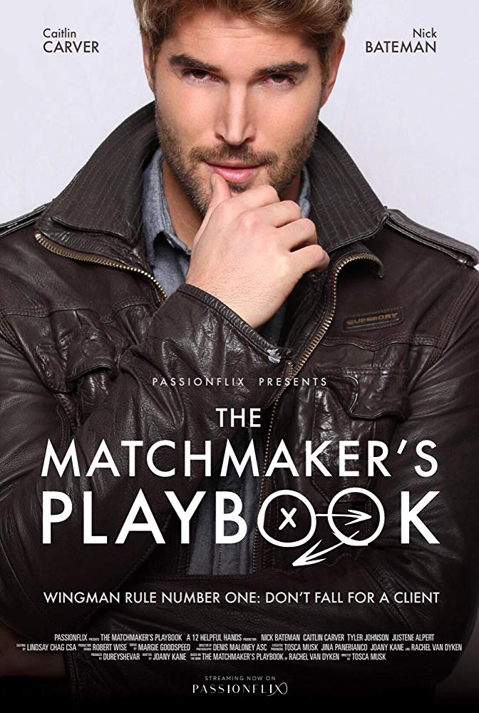 Watch Movie The Matchmaker's Playbook