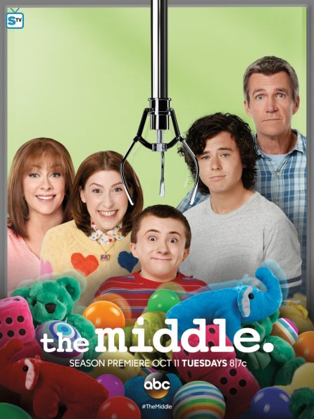 Watch Movie The Middle - Season 8