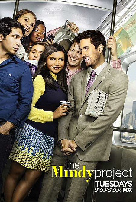 Watch Movie The Mindy Project - Season 2
