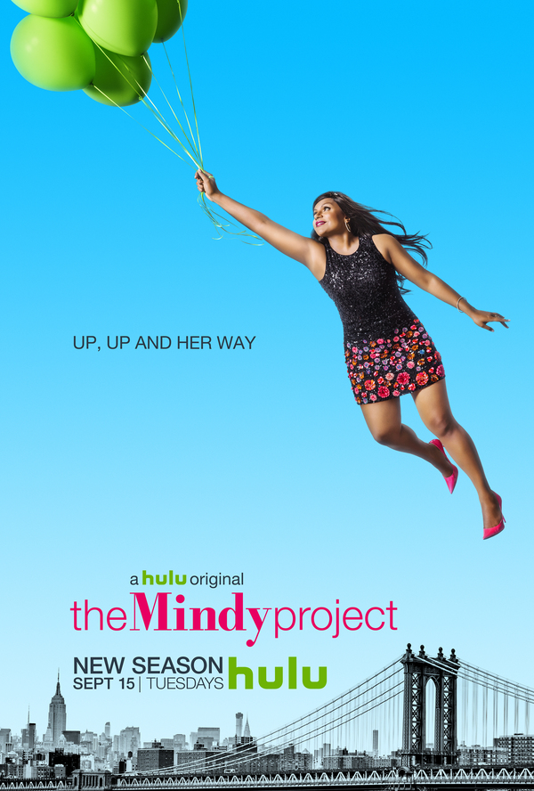 Watch Movie The Mindy Project - Season 4