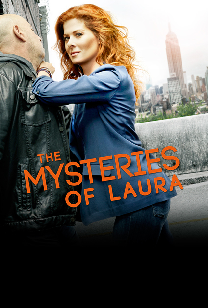 Watch Movie The Mysteries of Laura - Season 1
