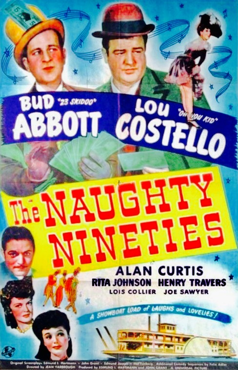Watch Movie The Naughty Nineties
