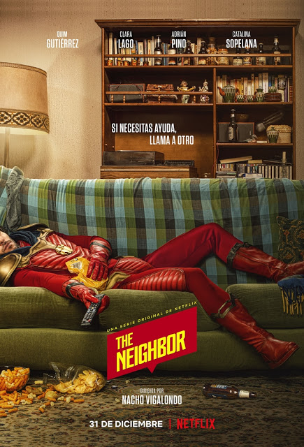 Watch Movie The Neighbor (El Vecino) - Season 1