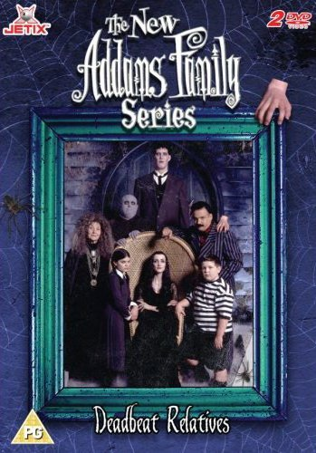 Watch Movie The New Addams Family - Season 2