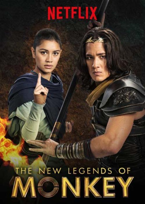 Watch Movie The New Legends of Monkey - Season 2