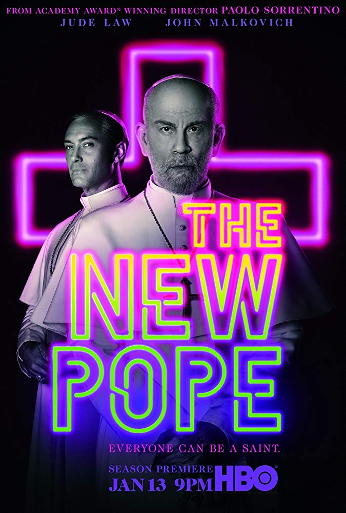 Watch Movie The New Pope - Season 1