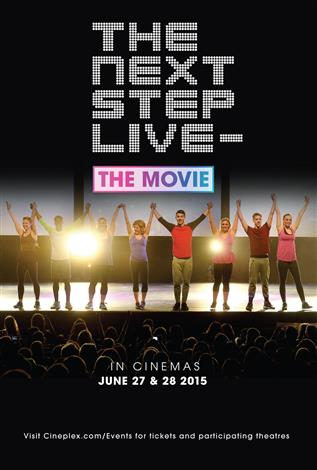 Watch Movie The Next Step Live The Movie