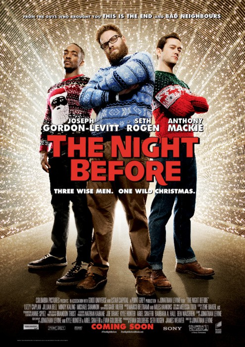 Watch Movie The Night Before