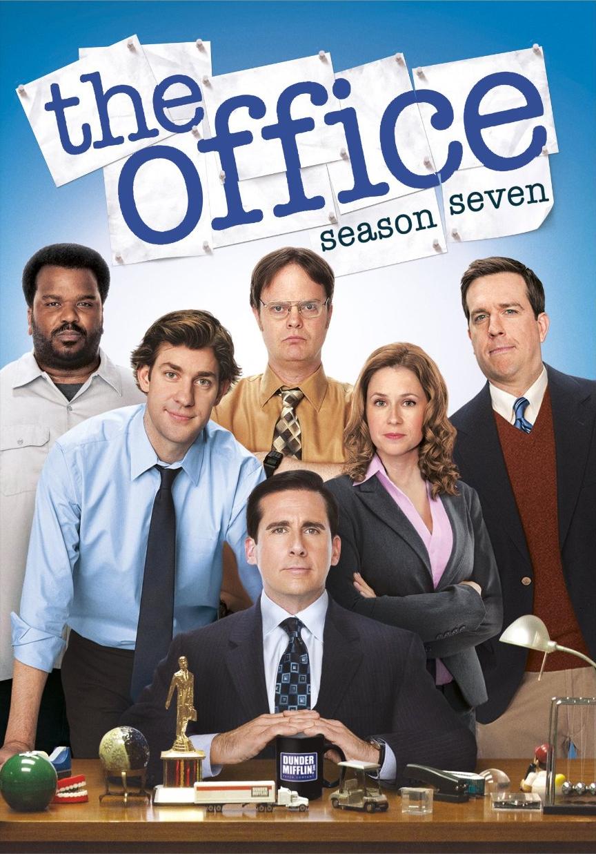 Watch Movie The Office - Season 7