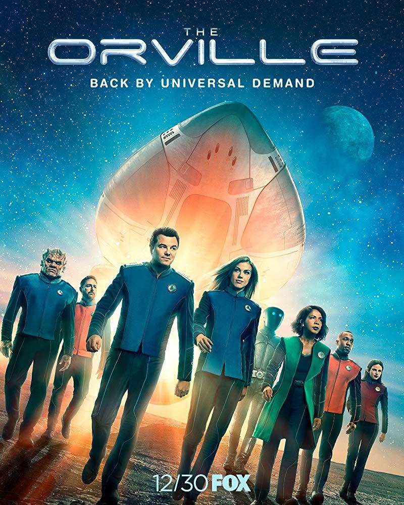 Watch Movie The Orville - Season 2