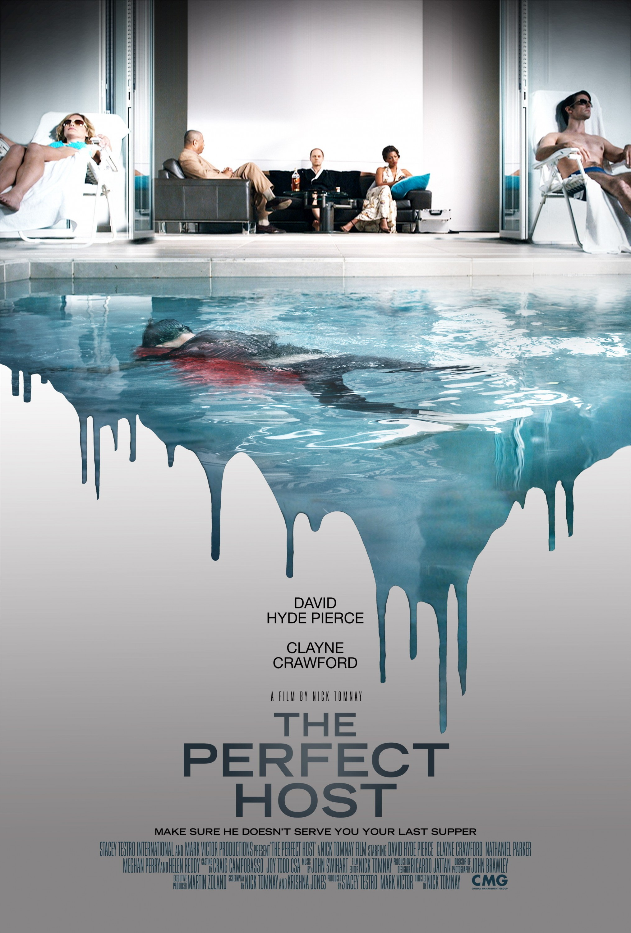 Watch Movie The Perfect Host