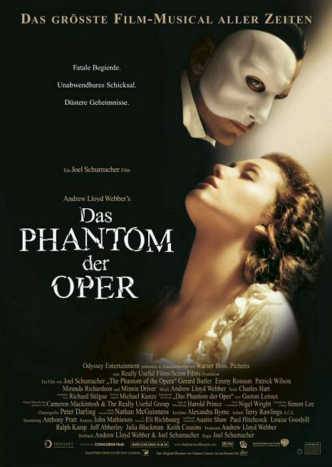 Watch Movie The Phantom of the Opera (2004)