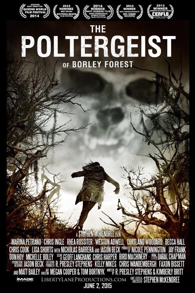 Watch Movie The Poltergeist of Borley Forest