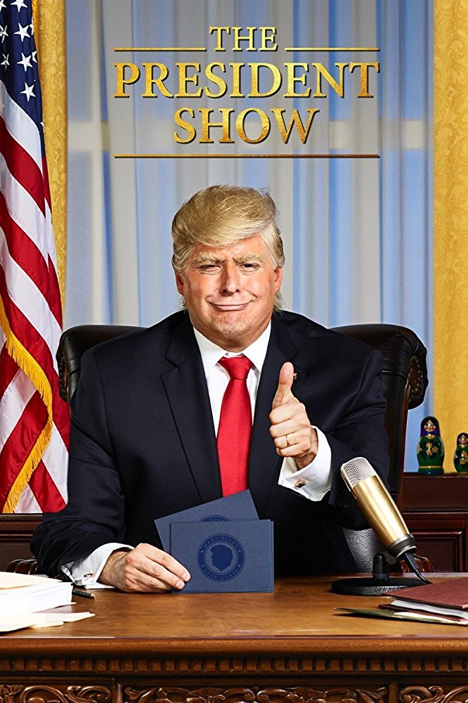Watch Movie The President Show - Season 1