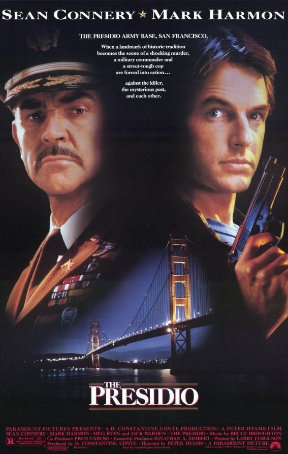 Watch Movie The Presidio