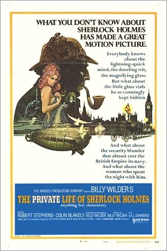 Watch Movie The Private Life of Sherlock Holmes