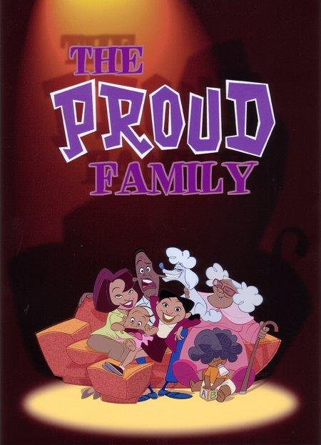 Watch Movie The Proud Family - Season 3