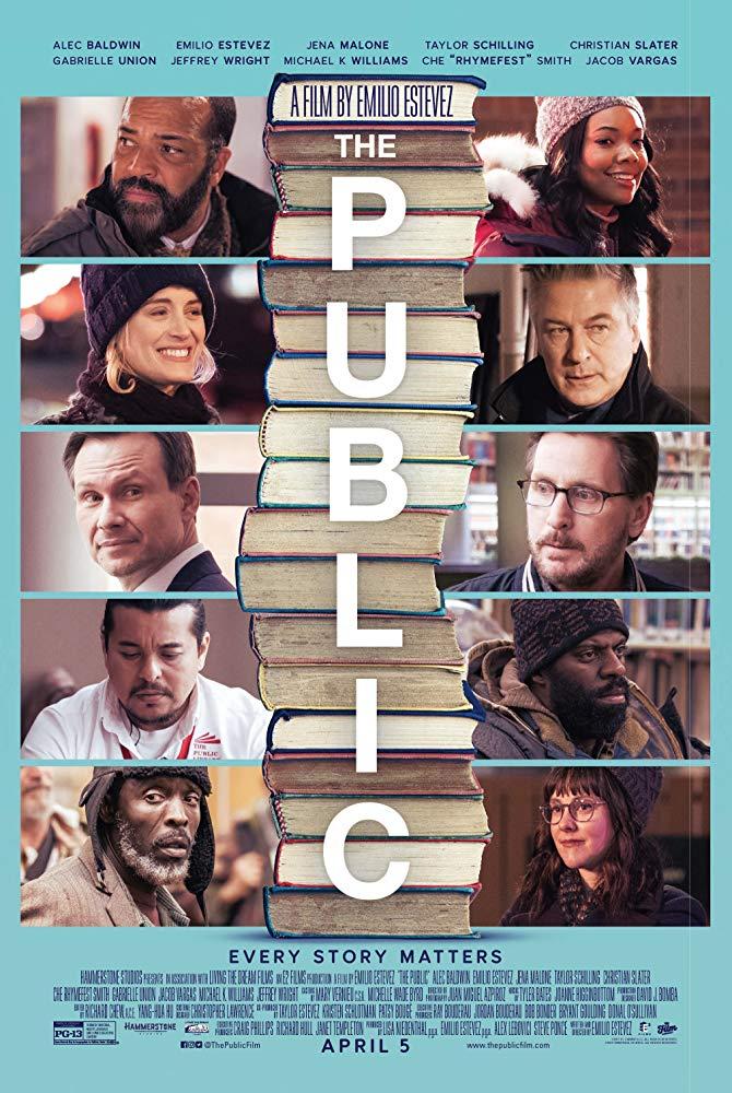Watch Movie The Public