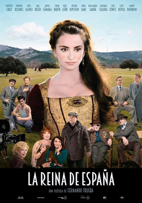 Watch Movie The Queen of Spain