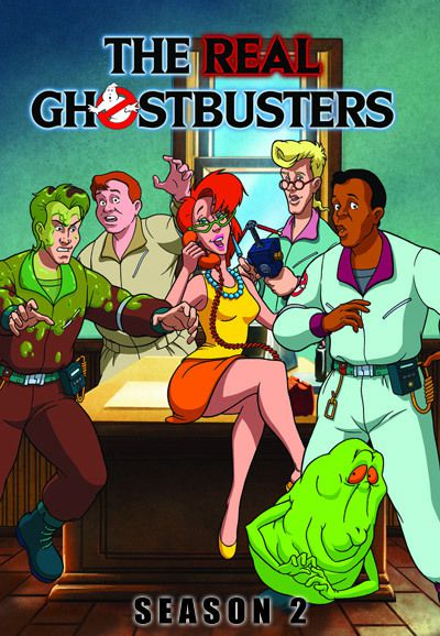 Watch Movie The Real Ghostbusters - Season 2