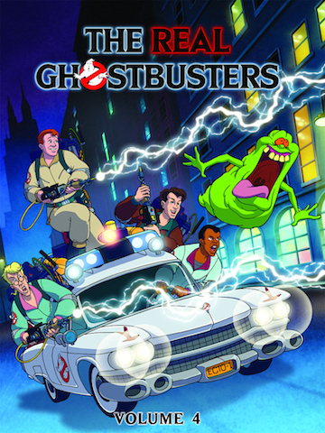Watch Movie The Real Ghostbusters - Season 4