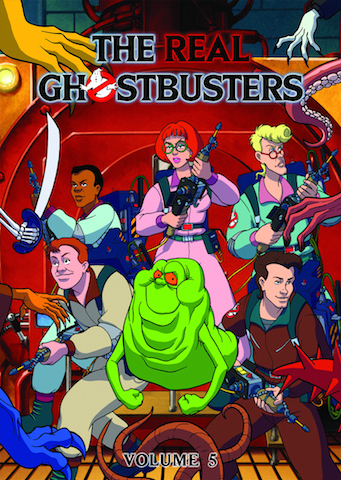 Watch Movie The Real Ghostbusters - Season 5