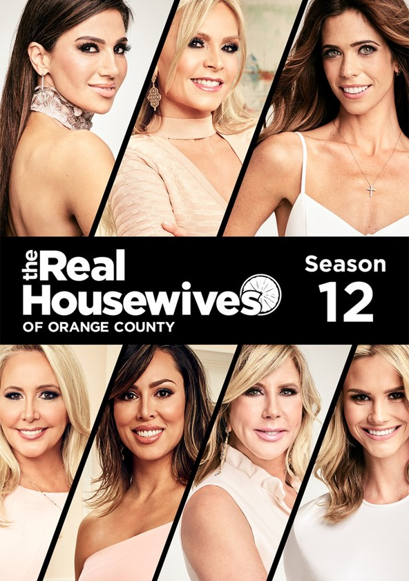 Watch Movie The Real Housewives of Orange County - Season 8
