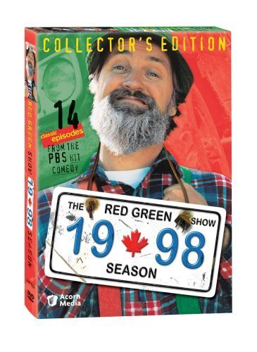 Watch Movie The Red Green Show - Season 3